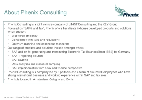 Phenix SAFT additional slides.001