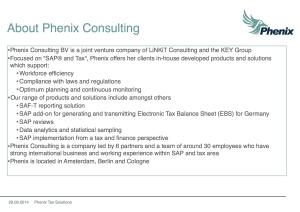 2 Phenix Consulting