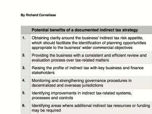 35_Potential_benefits_of_a_documented_indirect_tax_strategy