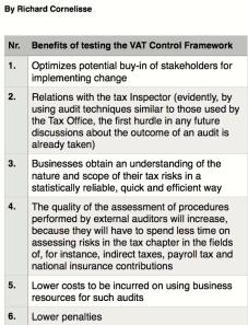 9_benefits_of_testing_the_VAT_Control_Framework