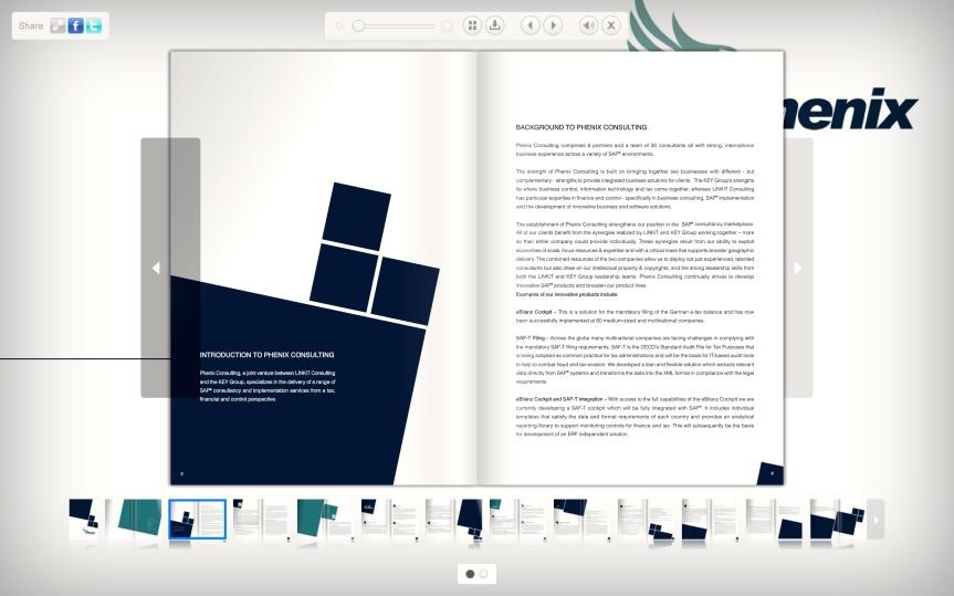 Phenix Booklet
